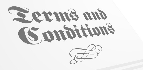 Does Your Website Have Terms And Conditions