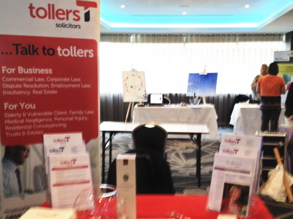 Tollers at Herts EXPO