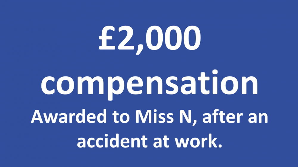 Unfair Dismissal Following an Accident at Work