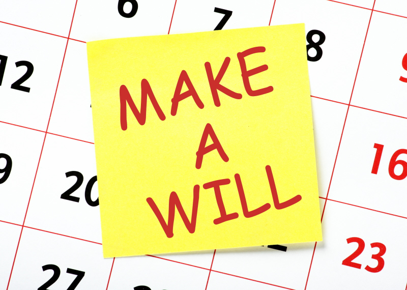 Celebrating Make A Will Month Success