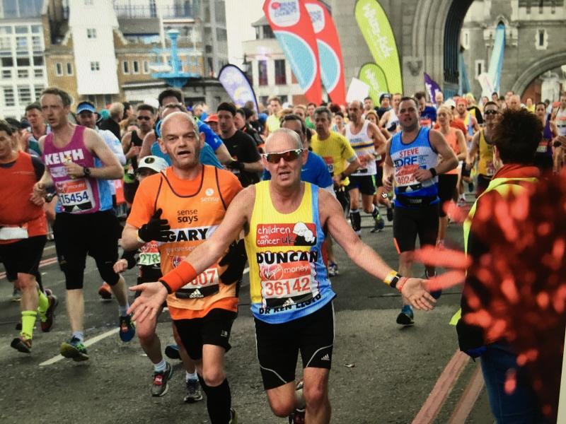 Inspired To Run