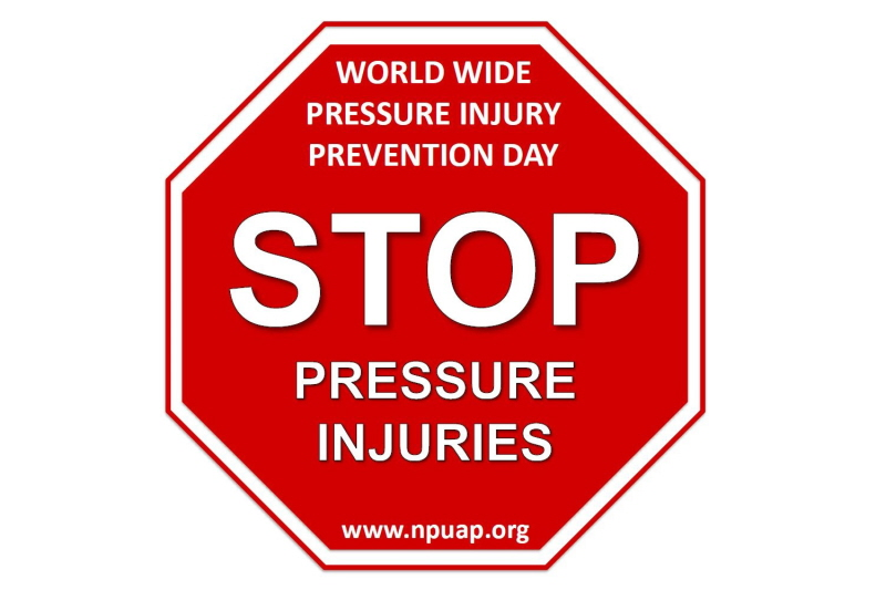 It Is World Pressure Ulcer Prevention Day