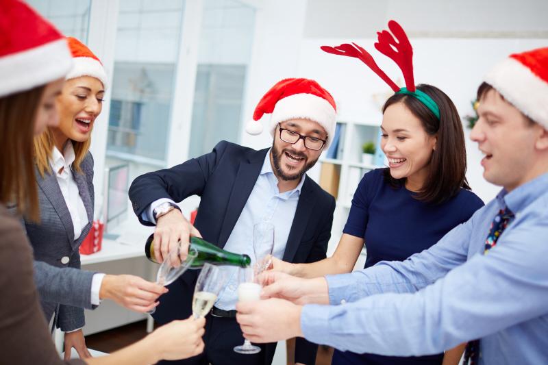 Tis The Season For Work Christmas Parties