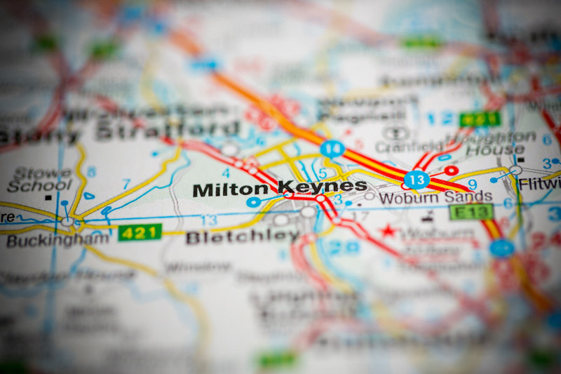 Why Milton Keynes Is The Place To Buy Property