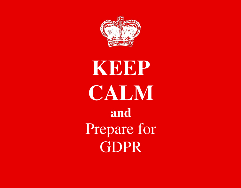 Get Ready For GDPR Some Handy Tips