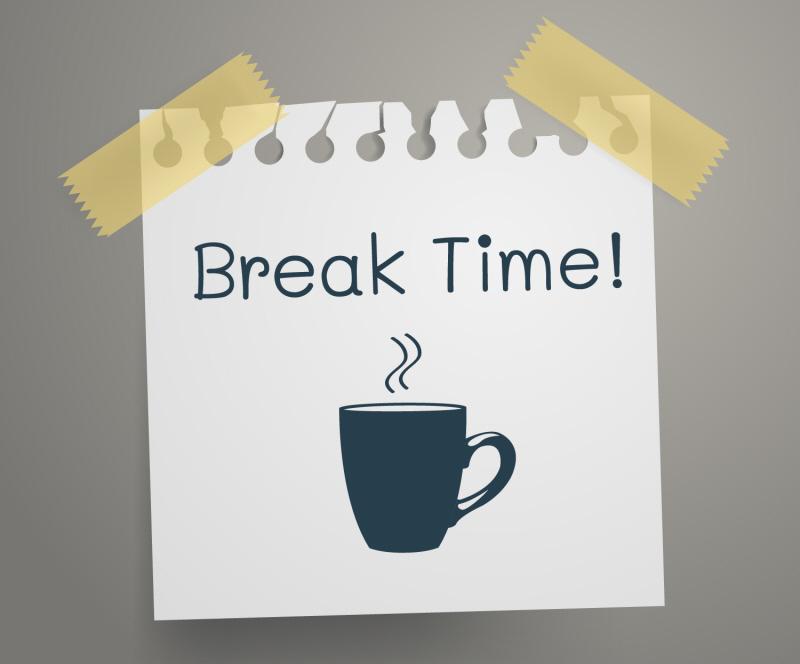 How Long Should Employee Rest Breaks Be