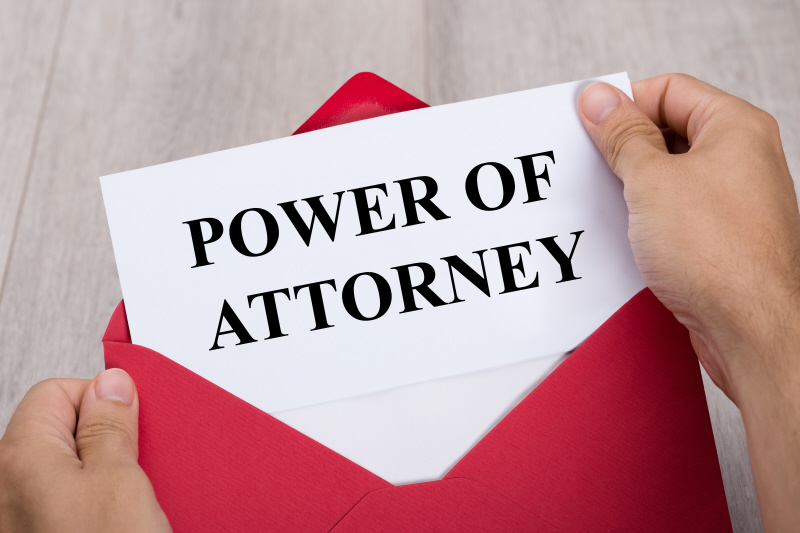 Refund On Fees For Powers Of Attorney