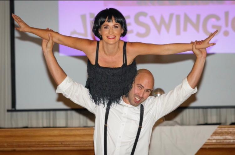 Sharon Brown And Harry Johnson Win Garden House Hospice Glitter Ball