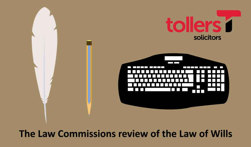The Law Commissions Review Of The Law Of Wills