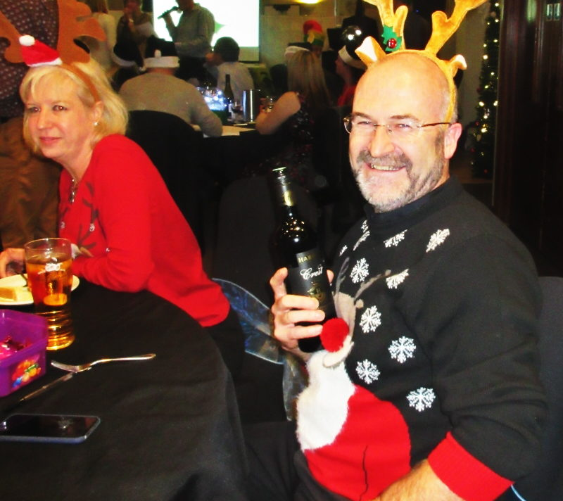 Tollers Christmas Quiz