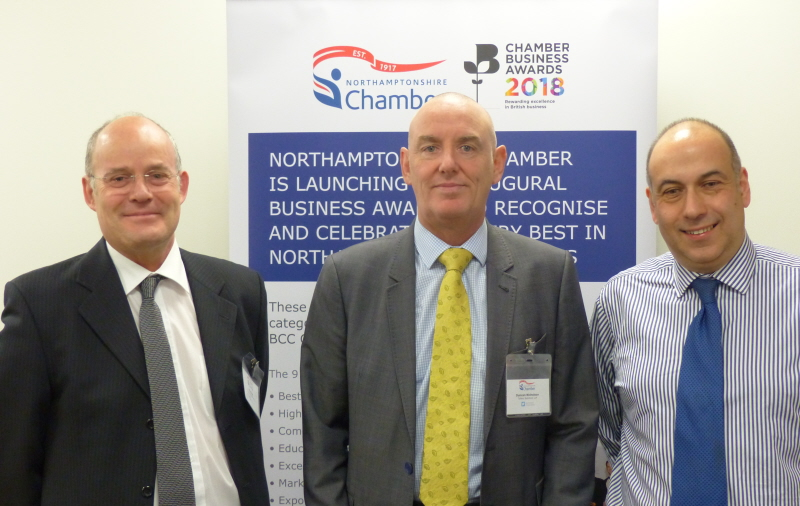Tollers Host Northamptonshire Chamber Of Commerce After Hours Event