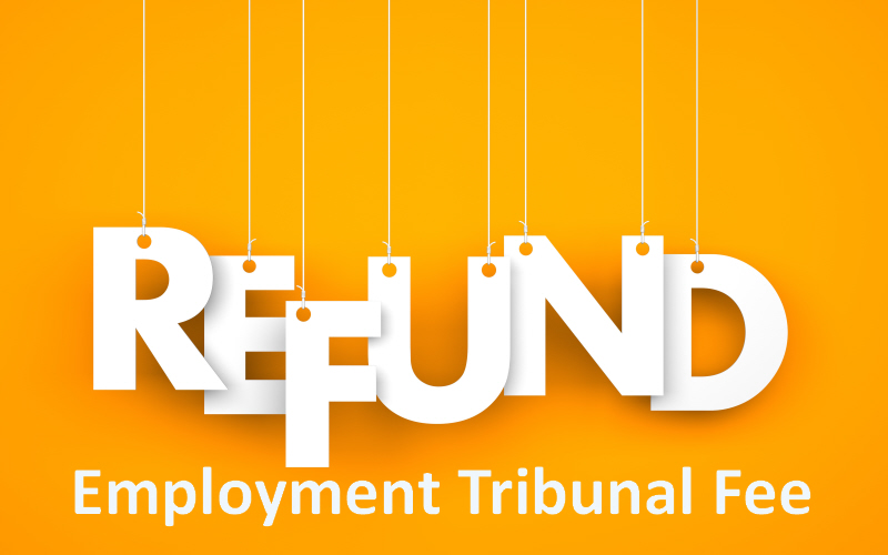 Tribunal Update Refunds Will Be Issued To Claimants From Today