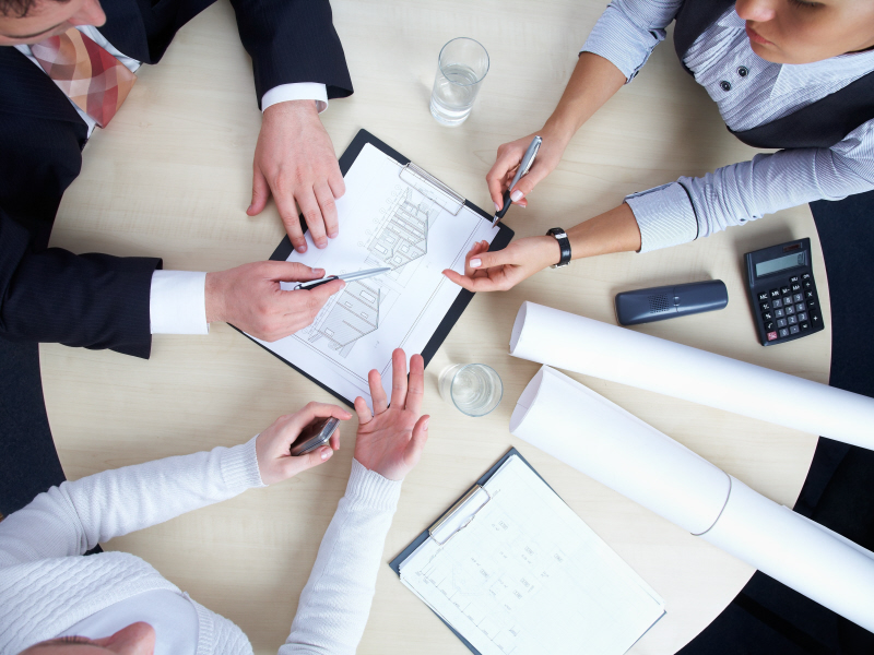 Working With Your Conveyancer As A Team