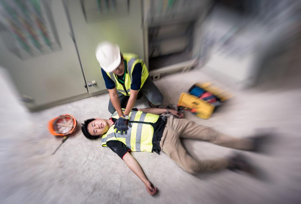 Building Site Accidents