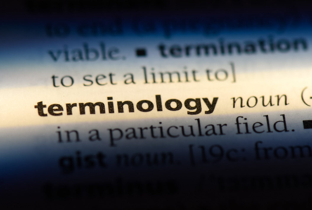Conveyancing Terminology