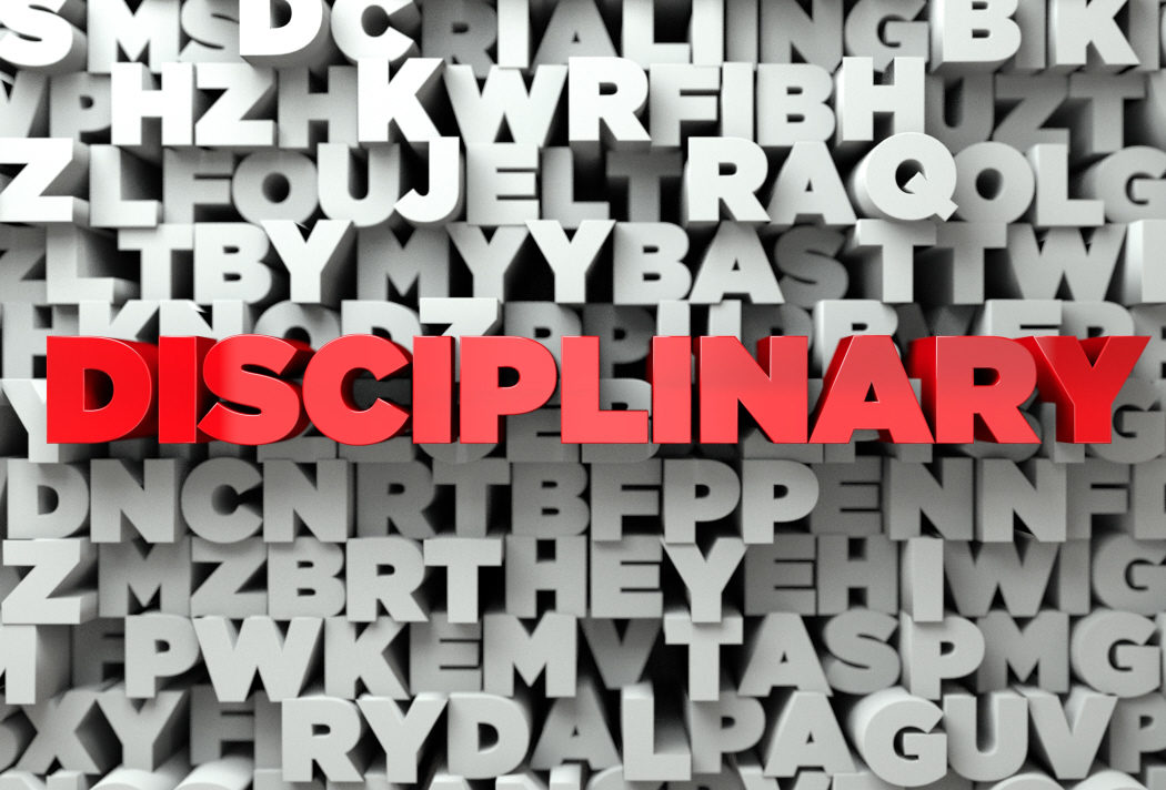 Disciplinary Processes and Dismissal