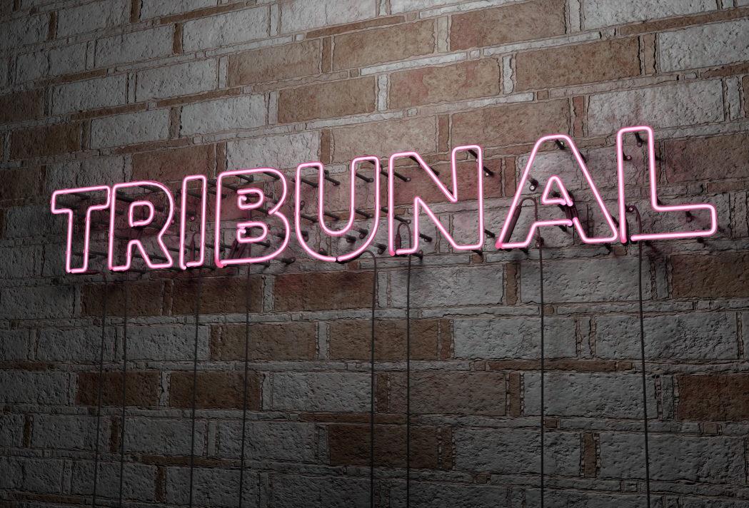 Employment Tribunals