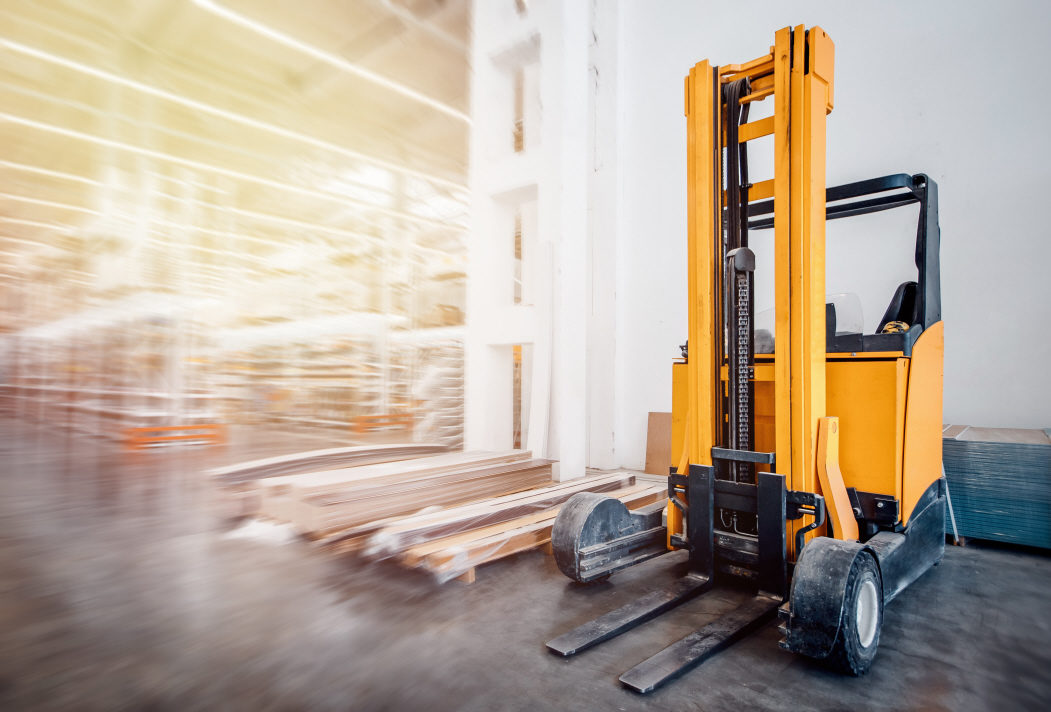 Fork Lift Truck Accident