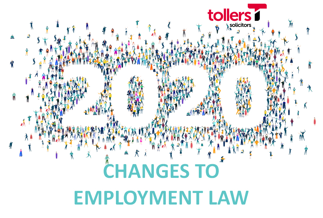 Upcoming changes to Employment Law April 2020