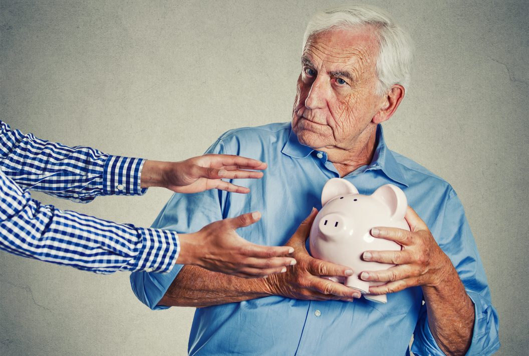 Banks Beware Fraud and Financial Abuse of Older People