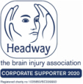Headway brain association logo