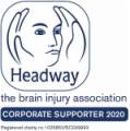 Headway brain association logo
