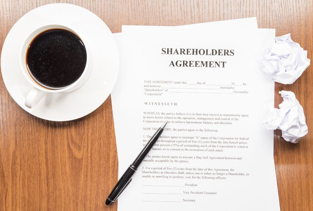 Shareholders' Agreements – Non-Compete Clauses…