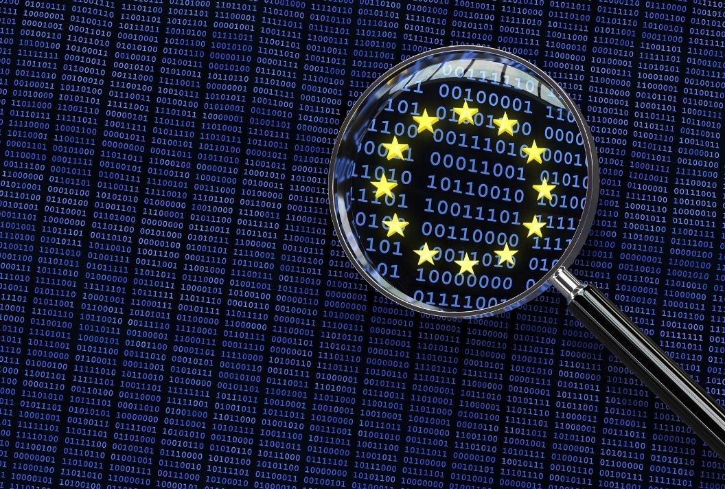 Dealing with data in the EU…